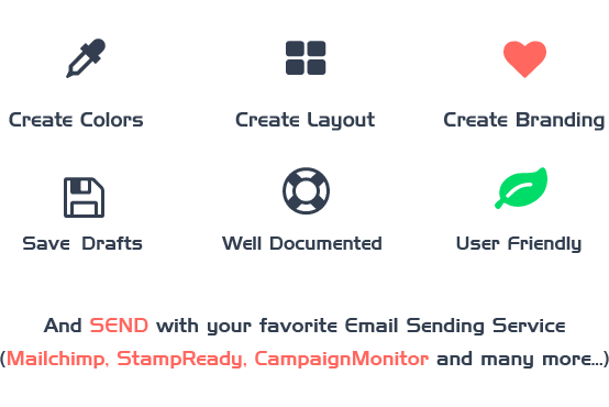 template-builder-HTML-Newsletter-responsive